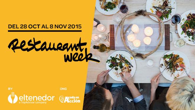 restaurant week barcelona ElTenedor