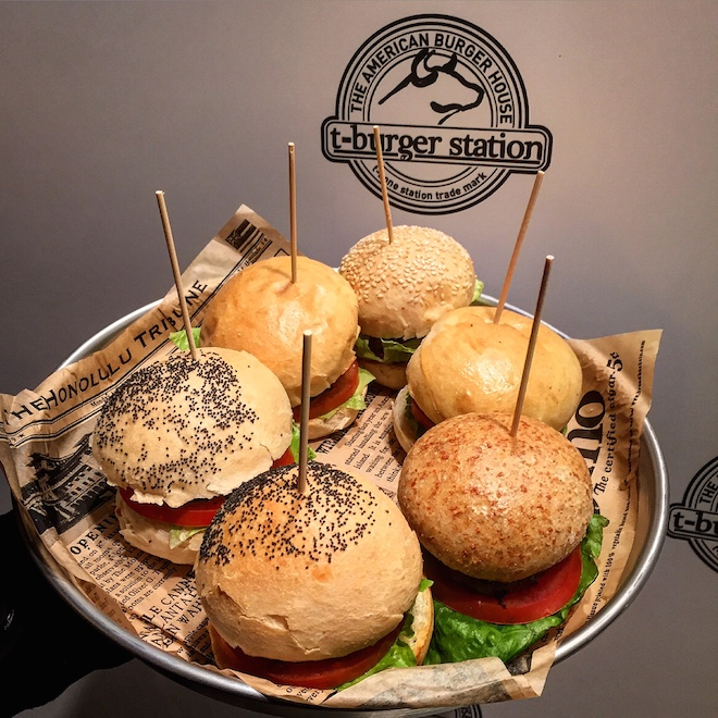 tburger station hamburguesas barcelona