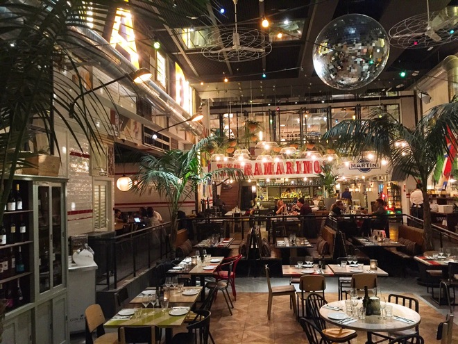 ultramarinos restaurante