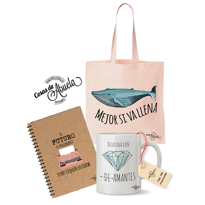 Xmas shopping ideas para acertar con tus regalos de for Regalos abuela ideas