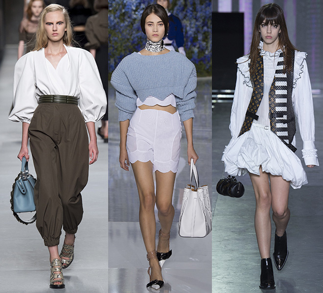 BALLOON: Fendi, Dior, Louis Vuitton SS16
