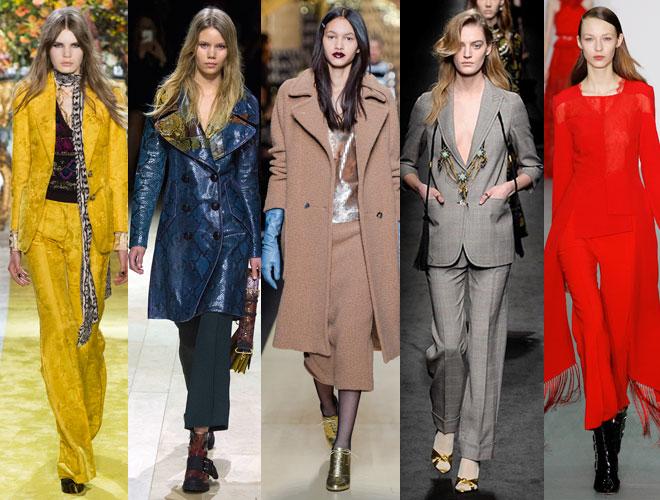Los 10 colores de moda para el oto o invierno 2016 17 y - Colores de moda ...