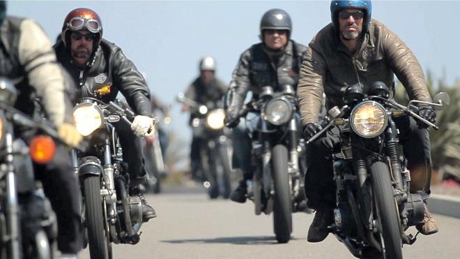 motos estilo retro