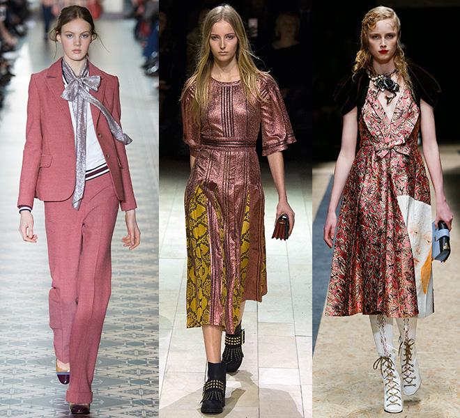 colores de moda otoño invierno 2016