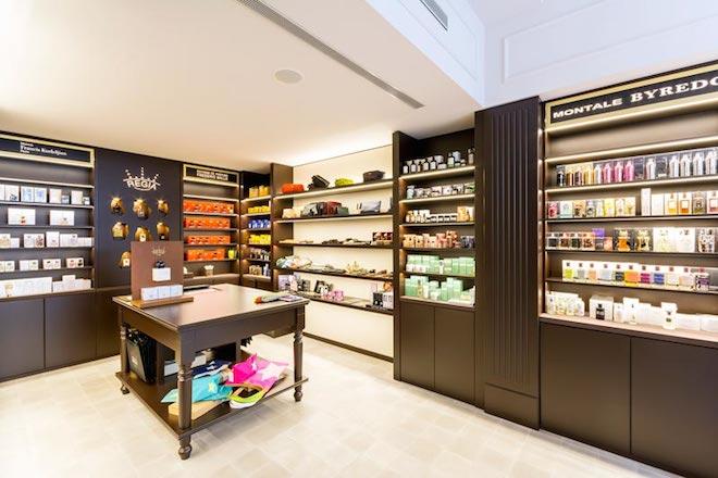 Regia tienda perfumes nicho