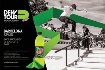 Dew Tour Bootcamp Barcelona