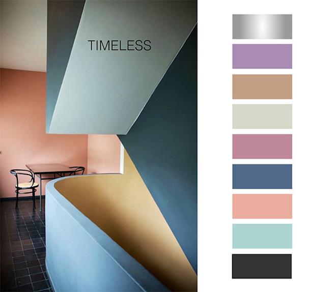 Colores de moda para el invierno 2017 las tendencias for Colores de pintura de moda 2016