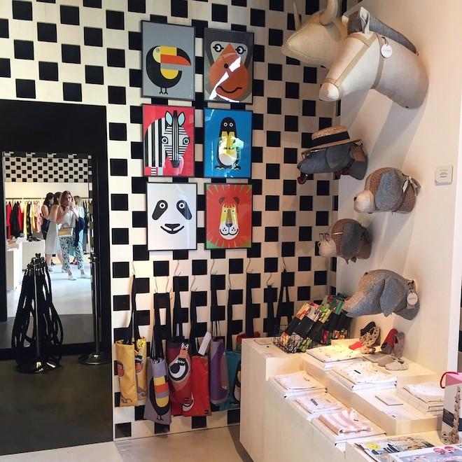 Barcelona Designers Collective tienda la roca village