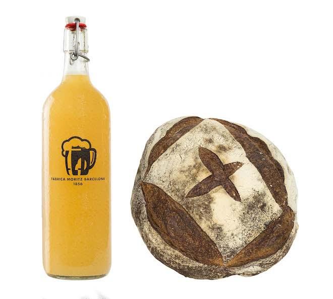 MORITZ BLAT cerveza artesana