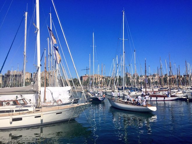 regata puig vela clasica barcelona rcnb