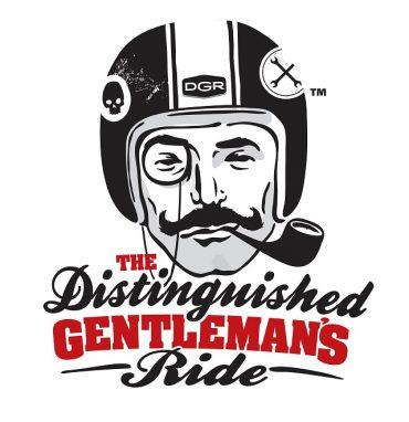distinguished gentlemans ride logo
