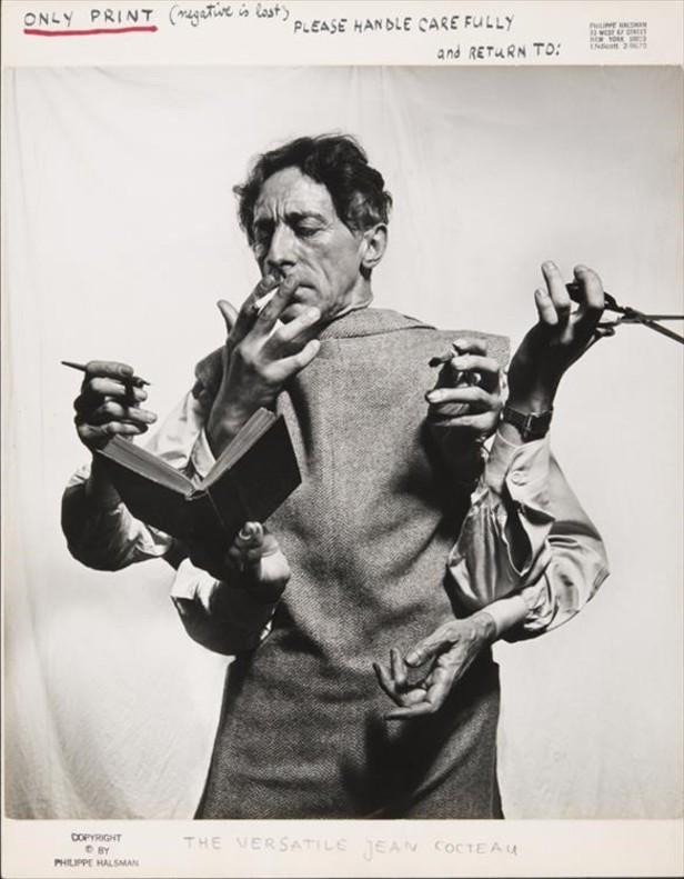 jean-cocteau-artista-multidisciplinario-imagen-tomada-por-philippe-halsman-1949-que-forma-parte-exposicion-sorprendeme-caixaforum-1468326730799