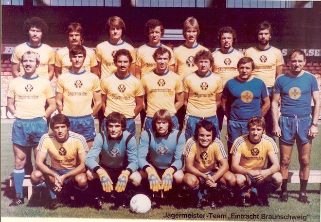 jagermeister futbol años 70