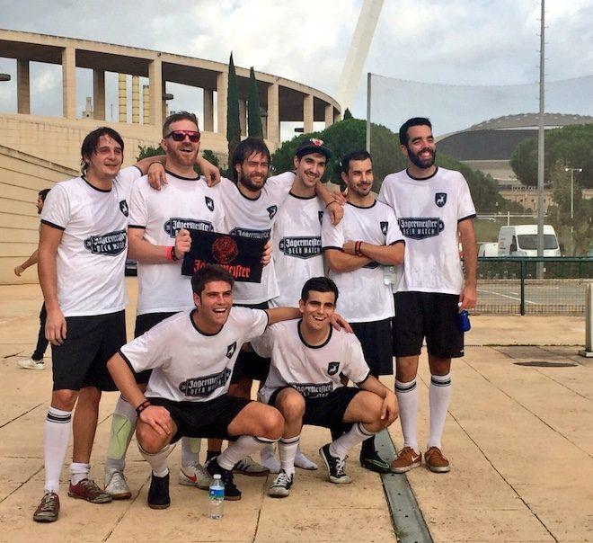 jagermeister barcelona deer match ganadores