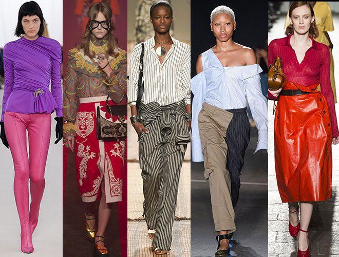 10 tendencias de moda para la primavera verano 2017 bcn for Tendencias moda verano 2017