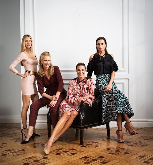 Premios Mujeres con Talento de Activia.