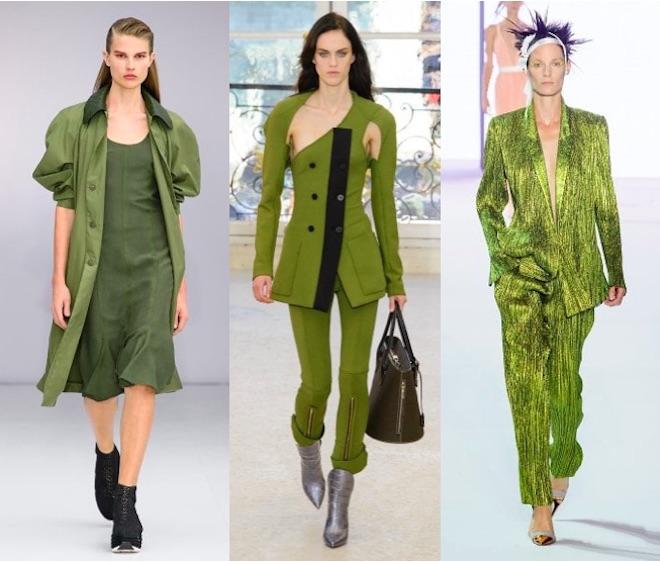 Greenery es el color de moda del 2017 el verde que llevaremos - Colores de moda ...