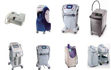 Laseres de Corporacion Capilar Dermatologica