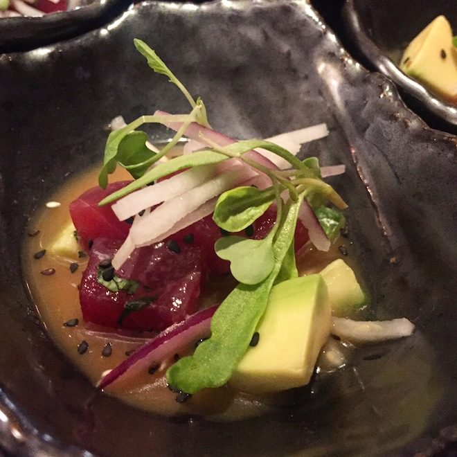 bankers bar ceviche