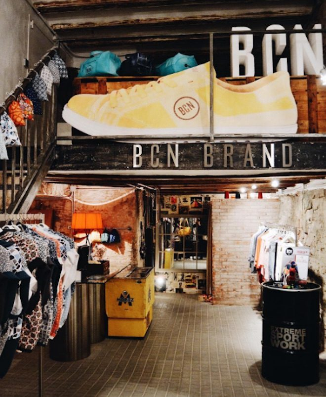 bcn brand tienda born barcelona