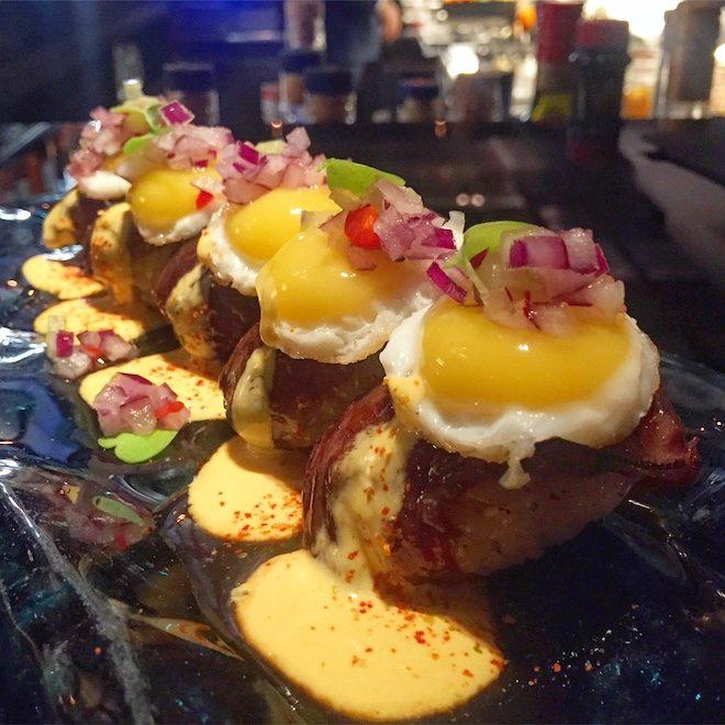 cocina peruana bankers bar