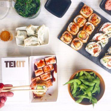 teikit comida japonesa