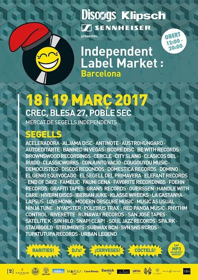 Independent Label Market 2017