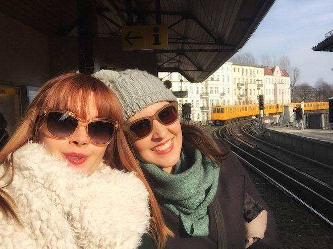 berlin metro blogger