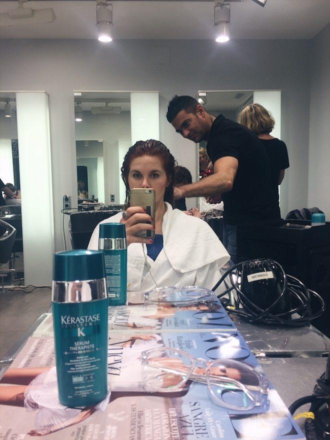 hair contouring cebado passatge domingo