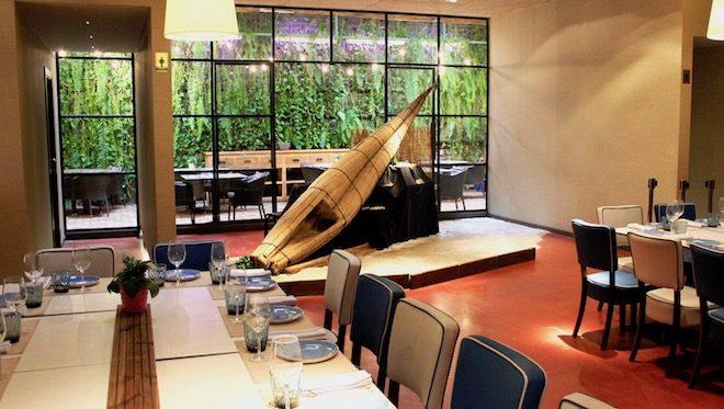 totora restaurante peruano barcelona
