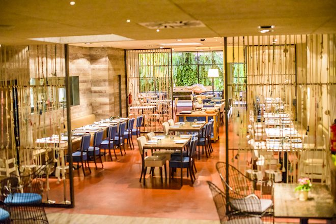 totora restaurante peruano eixample
