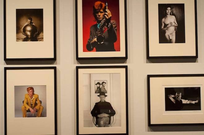 david bowie is exposicion useo diseno barcelona