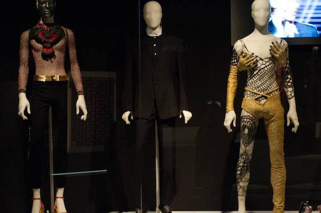 david bowie is trajes escenario