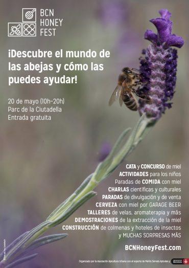 bcn honey fest festival miel barcelona