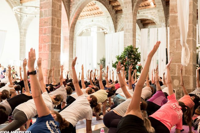 festival organic bcn yoga