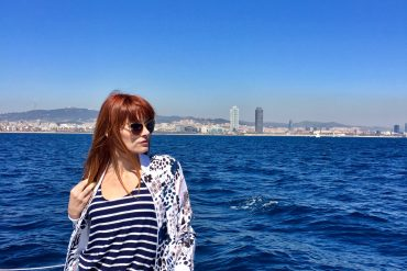 five star boat barcelona catamaran