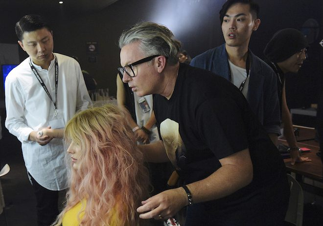 KEVIN MURPHY estilista cabello