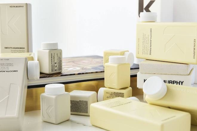 Kevin Murphy envases productos