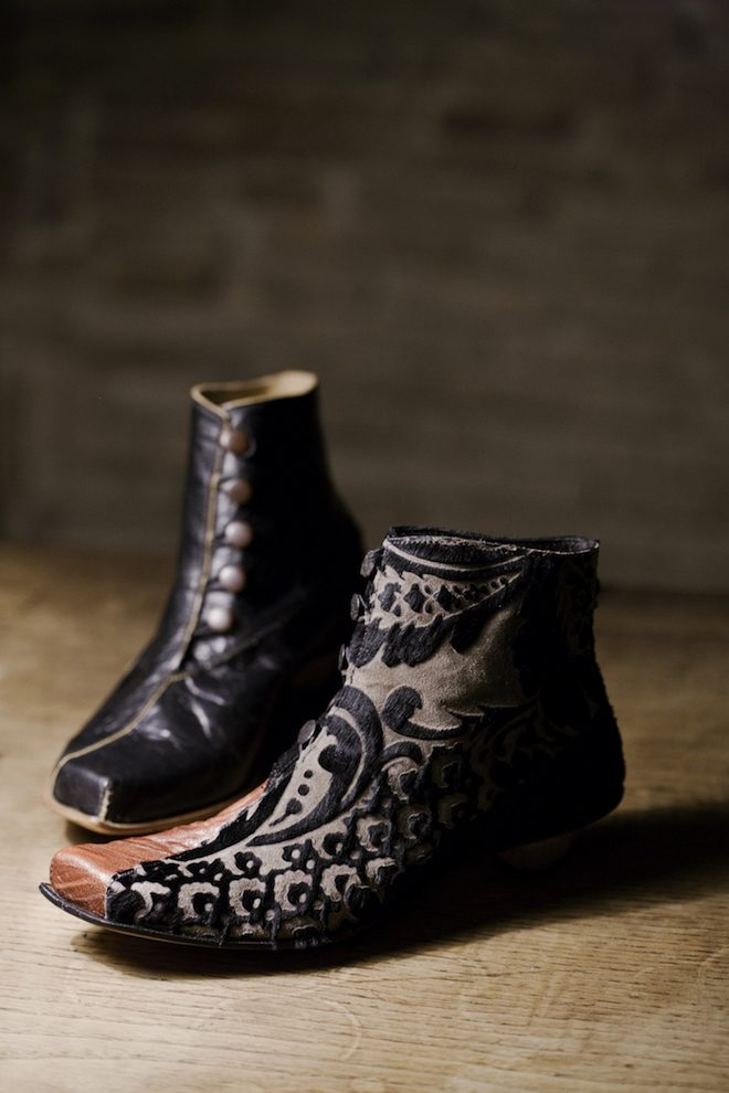 nu sabates artemis leathers