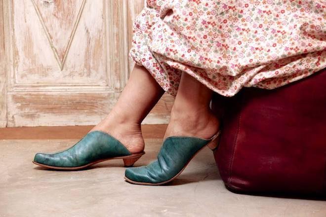nu sabates suecos verdes