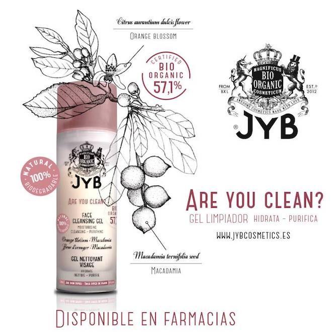 JYB Cosmetics organic beauty