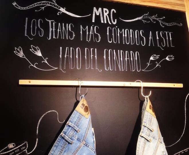 MRC Jeans pantalones vaqueros