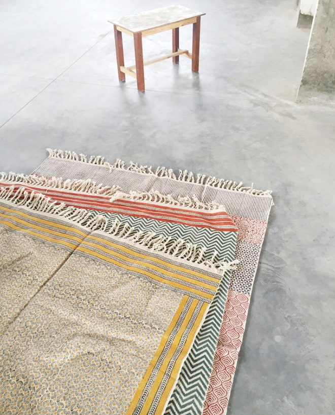 b come studio barcelona alfombras