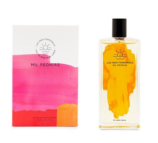 las mediterraneas perfumes nicho mil peonias