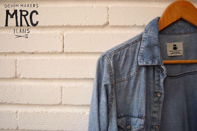 mrc jeans camisa vaquera 86671_o