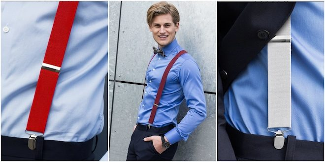 accesorios moda hombre invierno 2017 Tirantes