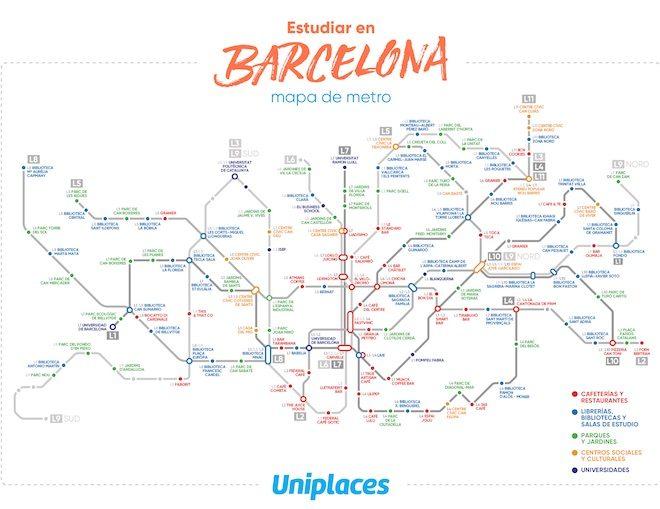 donde estudiar en barcelona