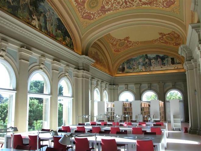 Biblioteca del MNAC