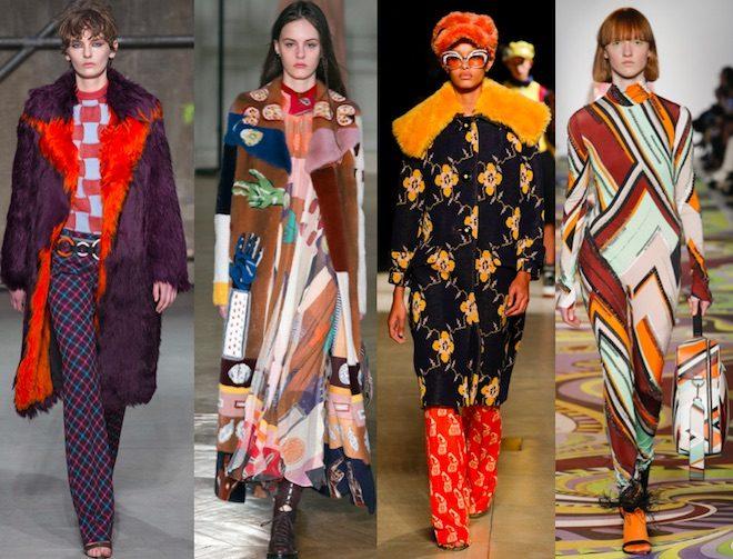 tendencias de moda otoño invierno 17 18