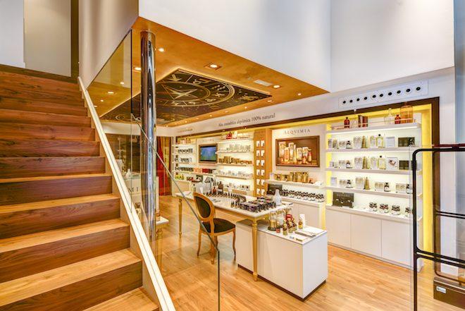 Alqvimia Store Spa Muntaner Bcn 06